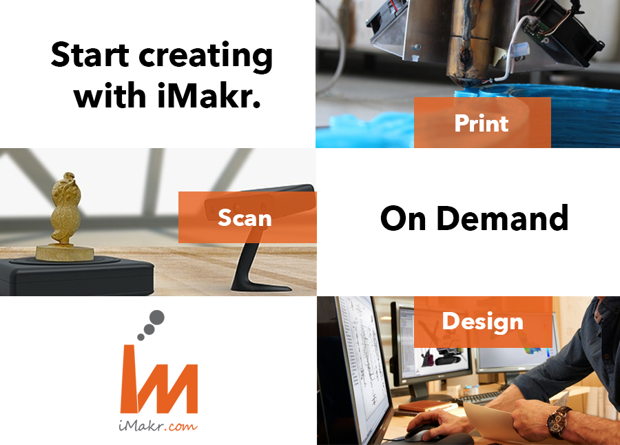 iMakr Print On Demand
