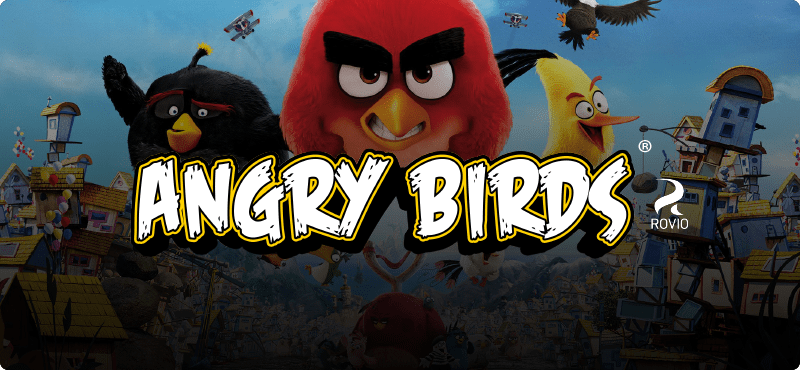 Angry Birds Official Content