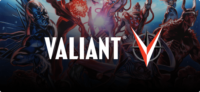 Valiant Official Content