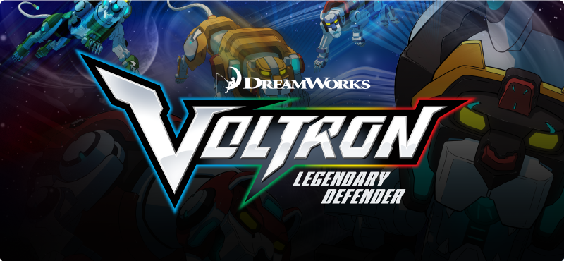 Voltron Official Content