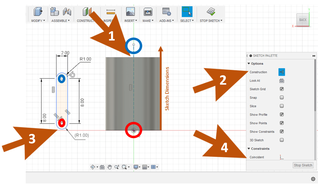 How to Create a 3D Printable Valve Cap with Fusion 360
