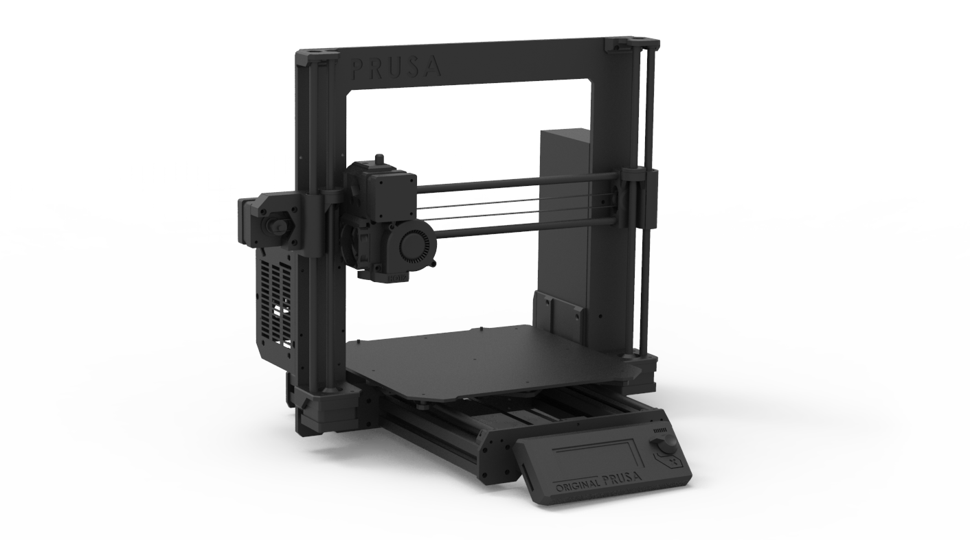 picture about Prusa Printable Parts called 3D Layout Compeion Pimp My First Prusa - MyMiniFactory